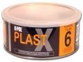 PLAST X 6: Пластичная шпатлевка c повышенной адгезией для пласти