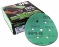 Абразивные диски премиум на пластиковой основе 6+1H